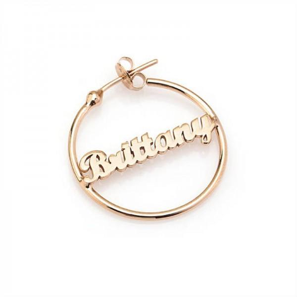 Customized Minimalist Earrings