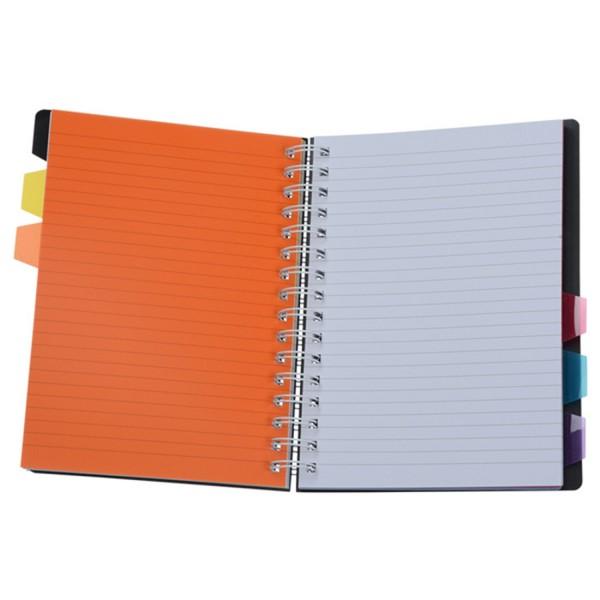 A4 8-subject Spiral Notebook