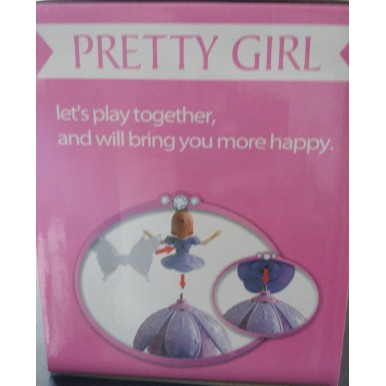 Battery Operated Doll Toy for Girls