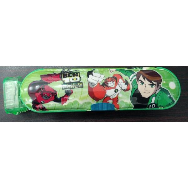 Ben 10 Cartoon Character Pencil Box for kids