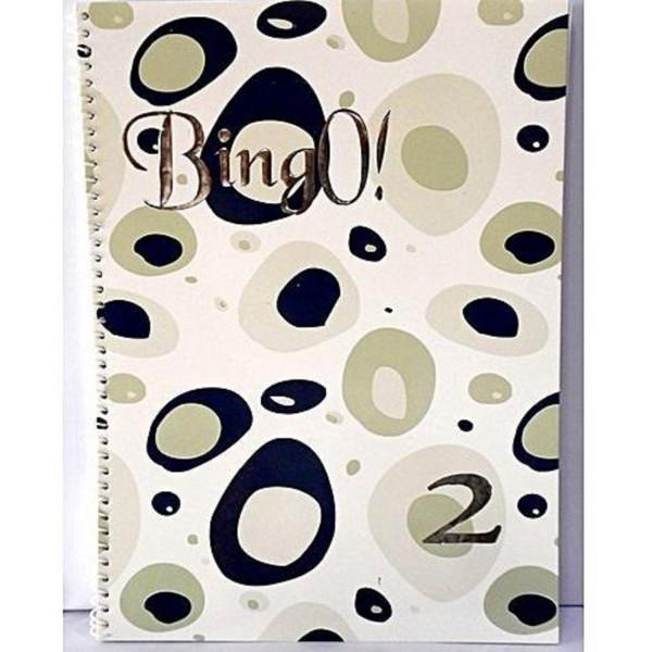 Bingo A4 2-subject Spiral Notebook