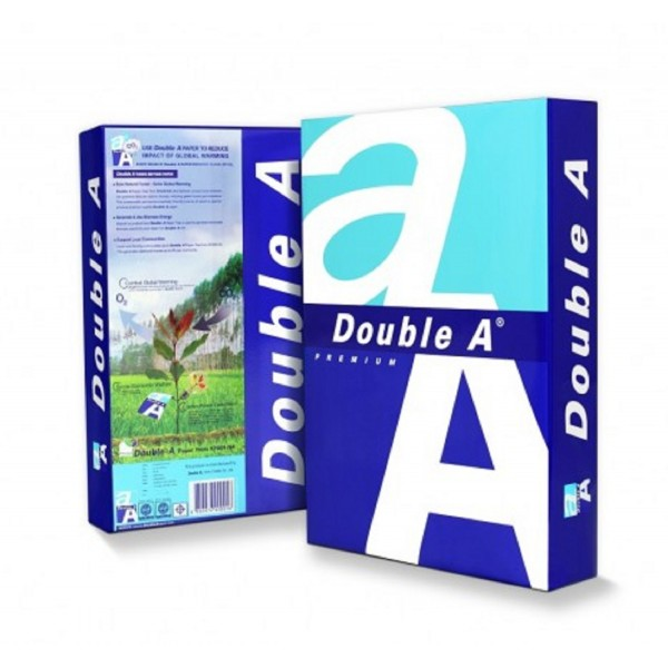 Double A F4 (Legal) 80gsm Paper Ream