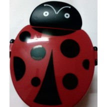 Fancy Colourful Ladybird Lunch Box for Kids
