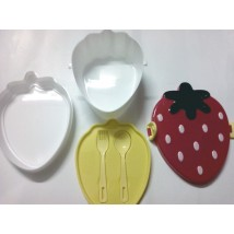 Fancy Colourful Strawberry Lunch Box for Kids