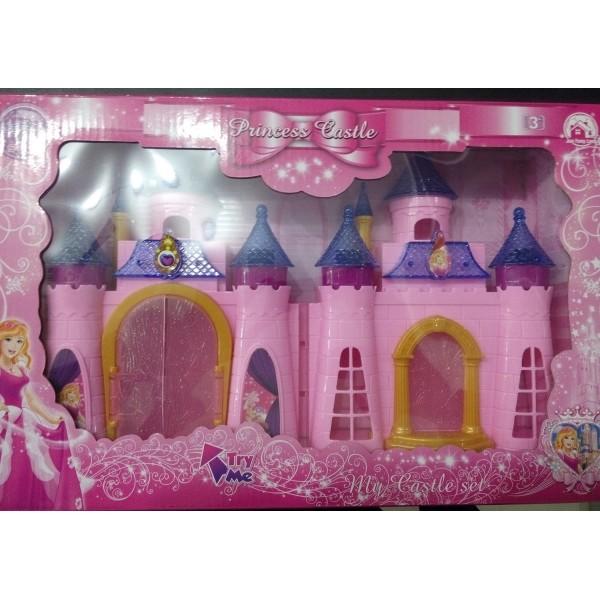 Folding Castle for Girls