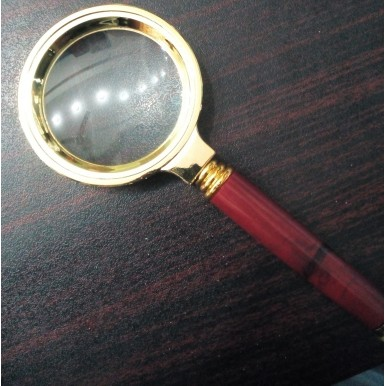 High Quality 60mm Metal Magnifying Glass