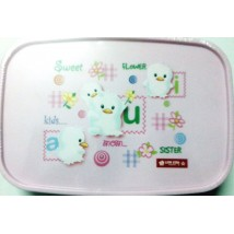 Lion Star Lunch Box with Partition