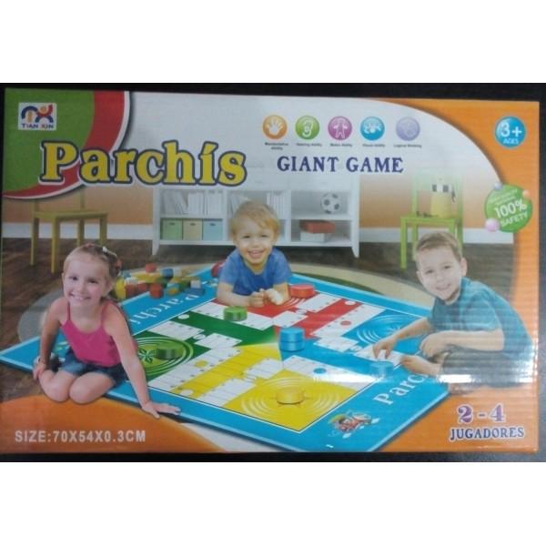 Ludo Mat Board Game
