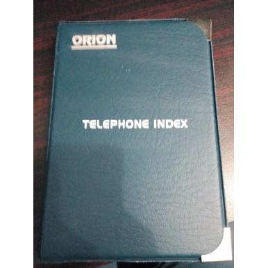 Telephone Index OR-102