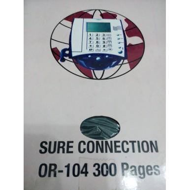 Telephone Index OR-104