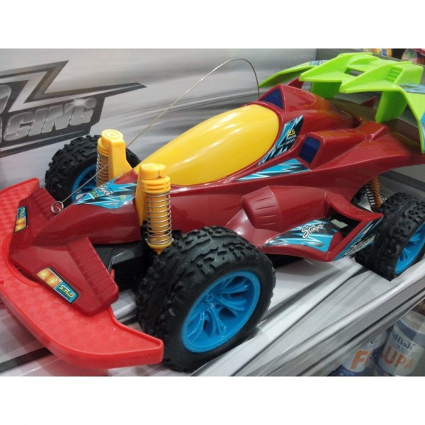 Rechargeable Racing Remote Control Car for Kids