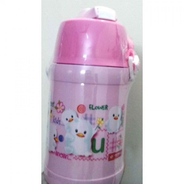 Lion Star 550ml fancy water bottle for kids HU-36