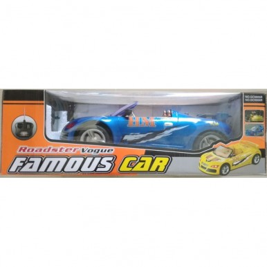 Racing Car 1:12 Remote Control Toy for Kids