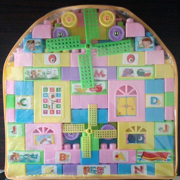 98-pcs Bag Small Size Blocks for Kids