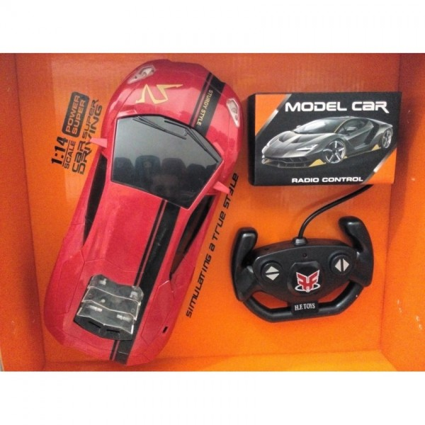 Remote Control 1:14 Rechargeable Car for Kids