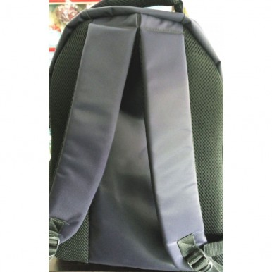 Manchester United High Quality Fabric School Bag