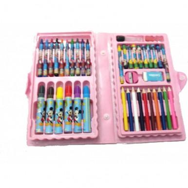 42-pc Art color box for kids