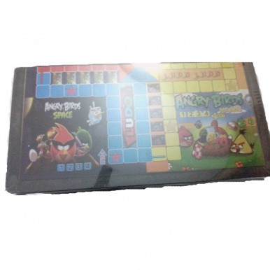 4-player Folding Magnetic Ludo game