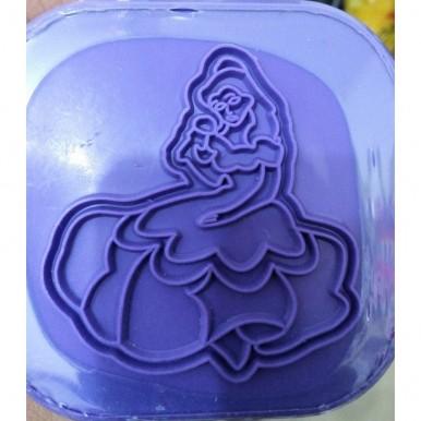 1-Colour Play Dough for Kids - Purple Medium