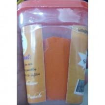 1-Colour Play Dough for Kids - Orange Medium