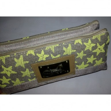 Excellent Quality 2-in-1 Pencil Pouch Case