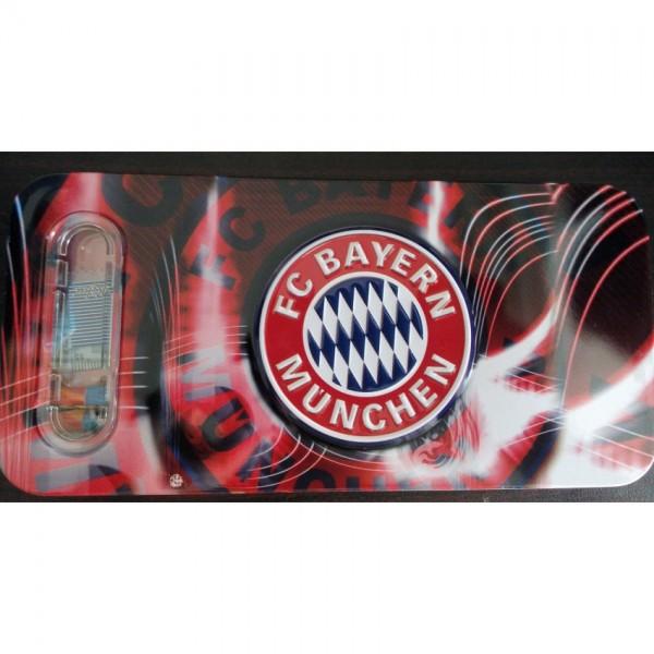 Football Club FC Bayern Pencil Box with accessories