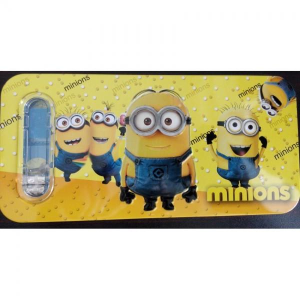 3D Minions Pencil Box with accessories