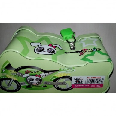 Small Heavy Bike Money Box