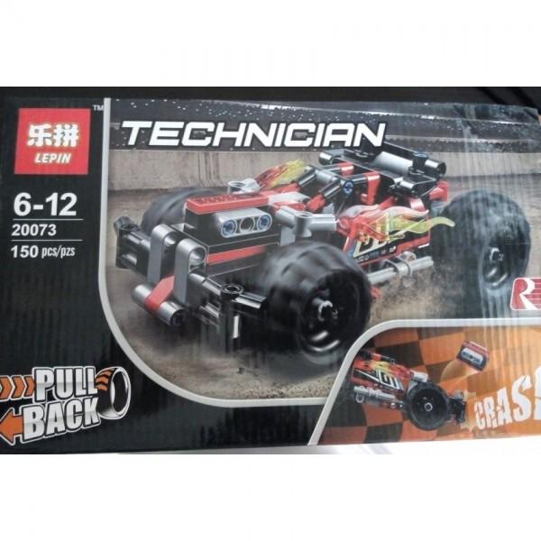 150pcs Car Blocks for Kids