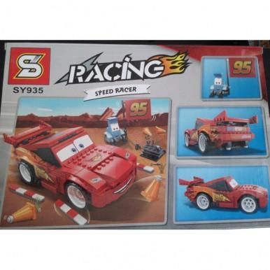 312+ pcs The Cars car Blocks for Kids