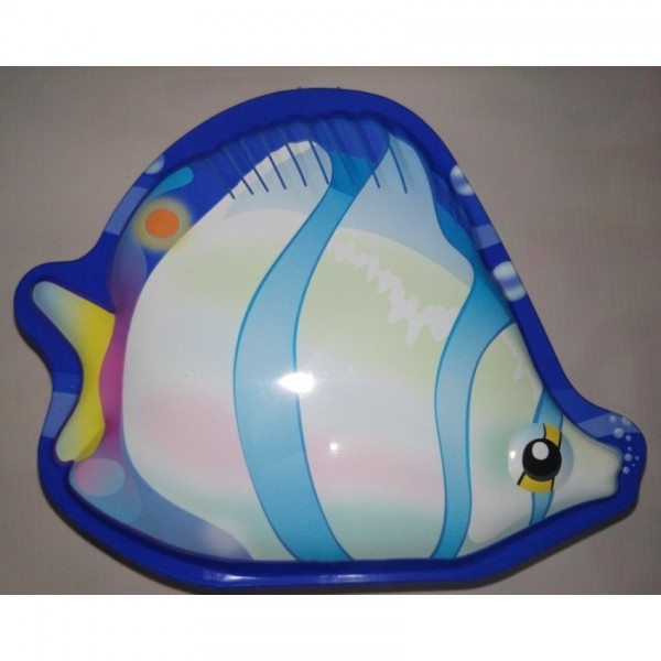 Fish Shape Steel Money Box