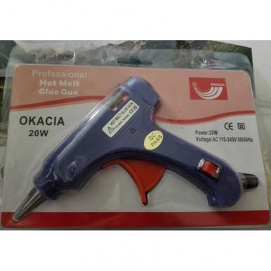 Sensa Hot Electric Glue Gun with Glue Sticks - Small size