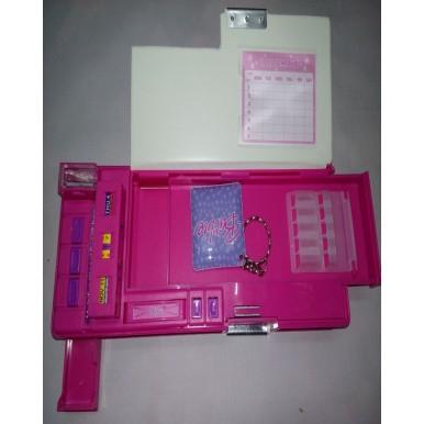 Colourful Super Princess Pencil Box for Kids