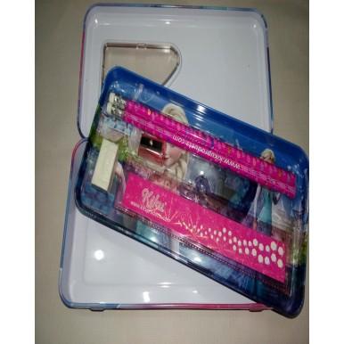 Frozen Pencil Box with accessories