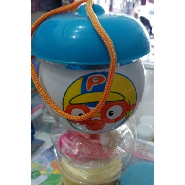Colourful Cartoon Play Dough for Kids with Money box
