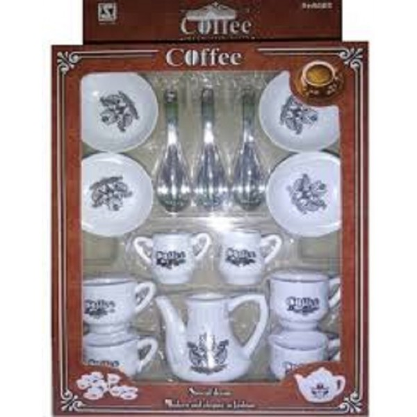 COFFEE SET TOY FOR GIRLS
