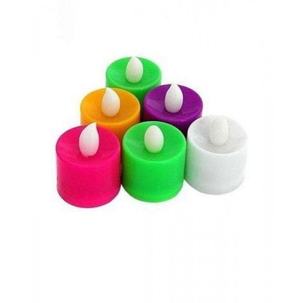LED Candle Light Pack of 6