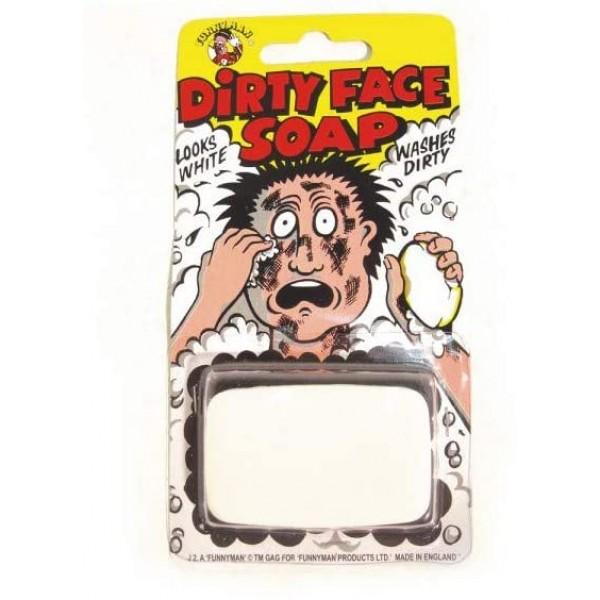 Dirty Black Soap April Fools Day