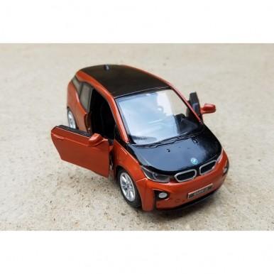 BMW i3 Die Cast Model- Kinsmart