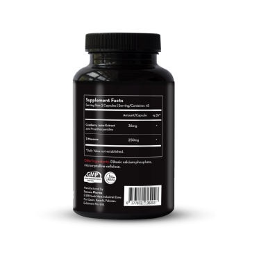 D-Mannose and Cranberry Extract