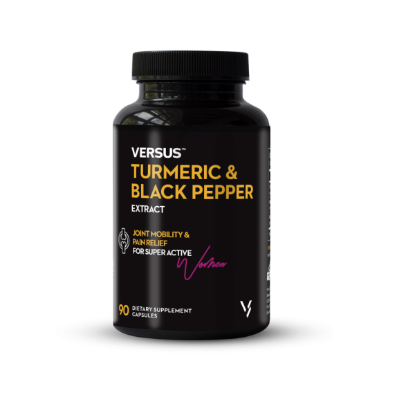 Turmeric and Black Pepper Extract