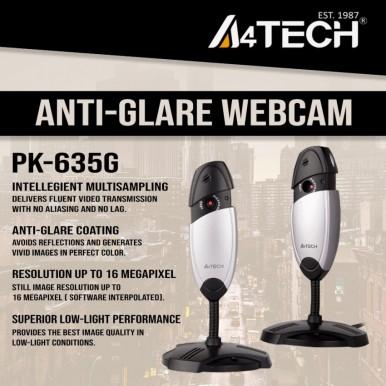 A4TECH Anti Glare Webcam