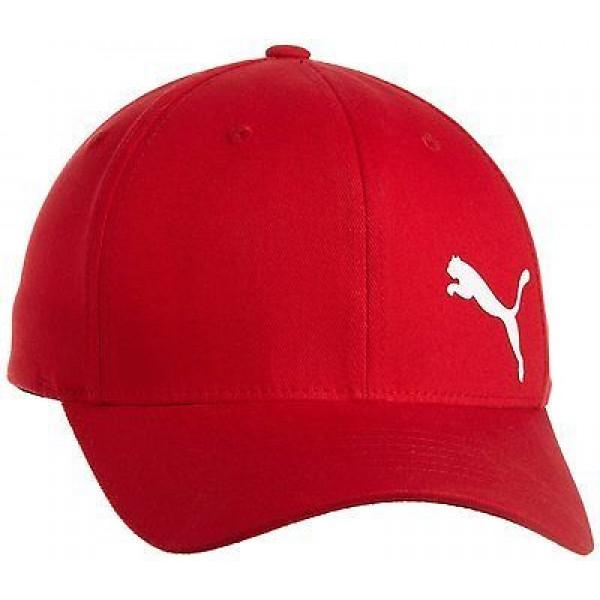 Red Gents Cap