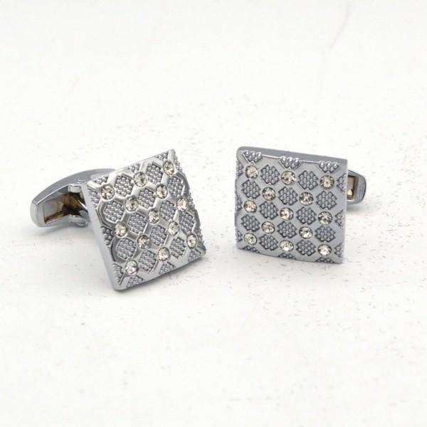 Beautiful Square Cufflinks