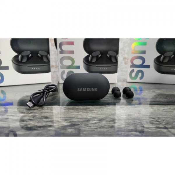 SAMSUNG WIRELESS SUPER BASS EARBUDS AIR MINI WITH CHARGING BOX