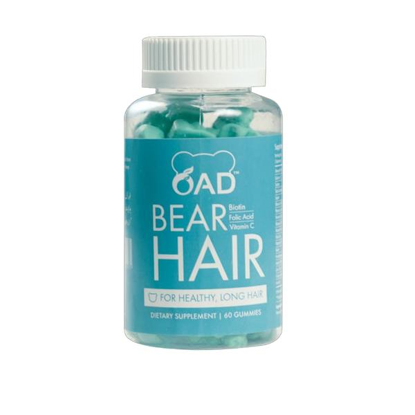 Bear Hair Vitamins for Strong Hairs - 1 Month