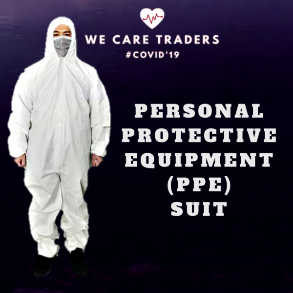 Personal Protective Equipment-PPE Suit
