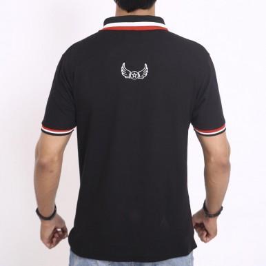 Wings Polo Lovely Black