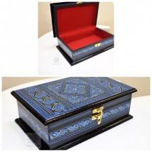 Pure Sheesham Wooden Quran box