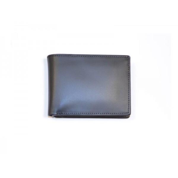 Black Genuine Leather Wallet for Men